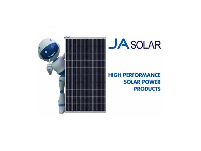 50 kw / 147  Panel System